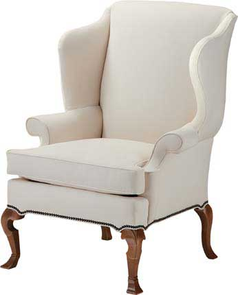 Wing Chair Frame 6205