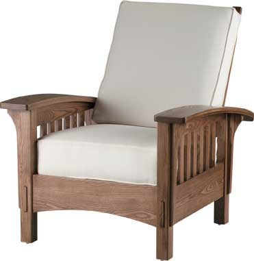 Nice Mission Arm Chair 6516