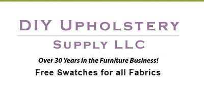 DIY Upholstery Supply Logo